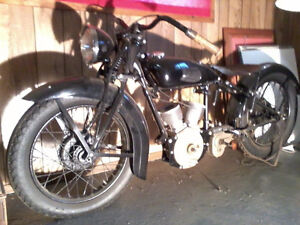 Indian Junior Scout motorcycle parts or bikes wanted