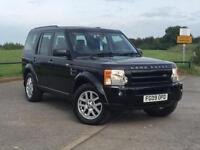 2009 LAND ROVER DISCOVERY 2.7 3 TDV6 XS 5d AUTO REAR ENTERTAINMENT
