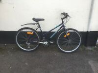"LADIES VICEROY MOUNTAIN BIKE 18"" FRAME £45"