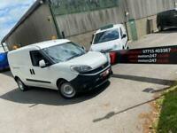 2015 Fiat Doblo 1.3 Multijet 16V SX Van Start Stop Panel Van Diesel Manual