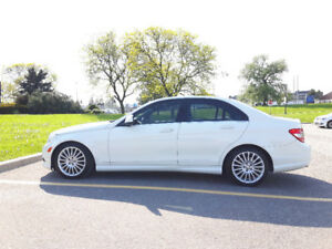 2009 Mercedes C230 4-Matic Sport pkg. - EXTREMELY CLEAN