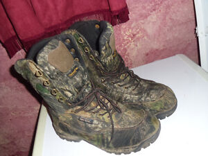 mens size 11 hunting boots