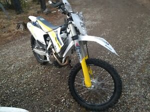 FC FE 250, FC converted to Enduro - under 10 hours