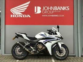 2016 Honda CBR CBR500RAGE (16MY) Petrol Manual