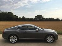 BENTLEY CONTINENTAL GT TWIN TURBO 6.0 RARE COLOUR! FULL BENTLEY HISTORY! 2 OWNER