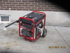 Generac Generator 7000  14 Horsepower Briggs 7000 Watts