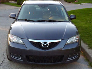 2008 Mazda3 Sedan Manual LOW KMS priced for quick sale sold asis