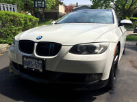 2008 BMW 335i Coupe M SPORT/ NAVI/ SECURITY CAMERAS/ RED LEATHER