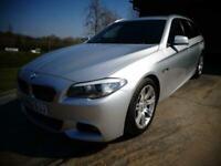 2012 BMW 5 Series 2.0 520d M Sport Touring 5dr Estate Diesel Manual