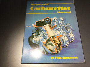 Motorcycle Carburettor Manual Mikuni Dellorto SU Keihin Bendix