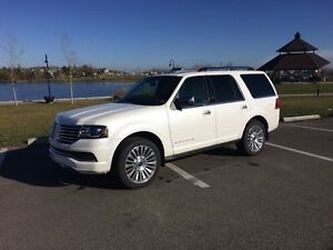 2015 Lincoln Navigator Reserve Package