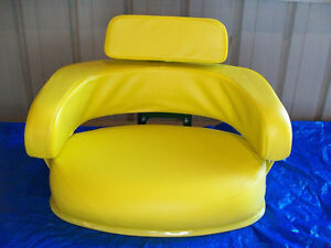 FREE SHIPPiNG! Brand New! John Deere 3-pieces tractor seats