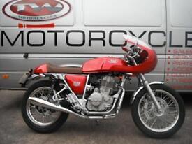 MASH TRACKSTAR TT40 400cc Motorcycle