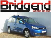 Volkswagen Caddy WAV/Driver, Full Sirus conversion