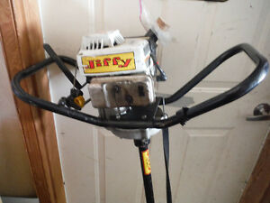 Jiffy 8' Ice Power Ice Auger