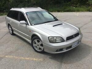 2000 JDM Subaru Legacy GT-B Twin Turbo