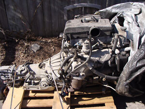 2010 GMC Canyon 3700 Engine and 4x4 Transmission