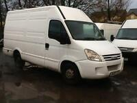2007 Iveco Daily mwb van 2.3 diesel 117k with vosa print out export??