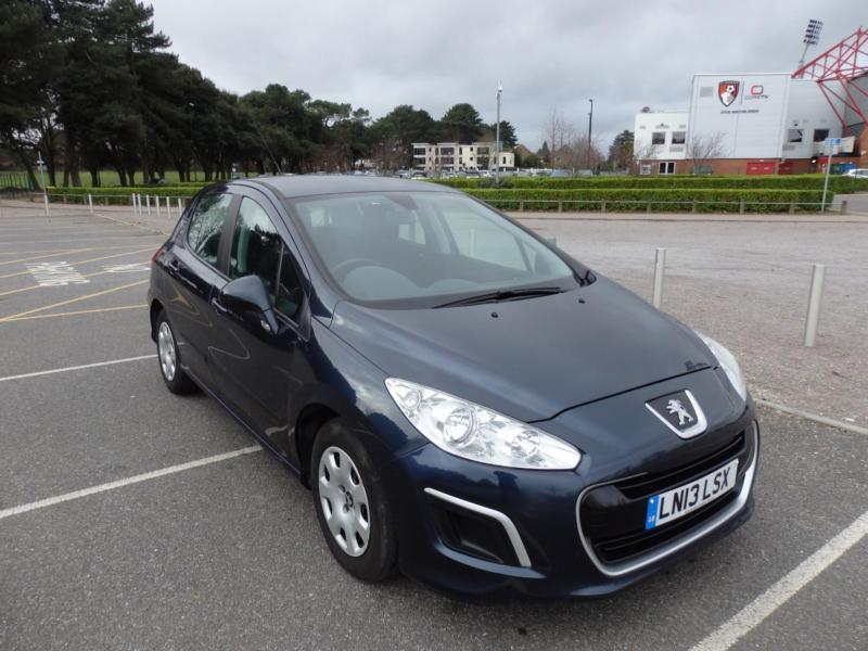 peugeot 308 1 6hdi 92bhp 2013 access 48000 miles in bournemouth dorset gumtree. Black Bedroom Furniture Sets. Home Design Ideas