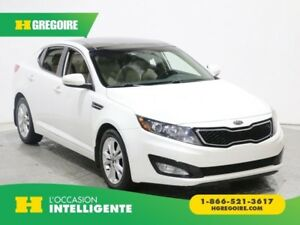 2012 Kia Optima EX Turbo+ AUTO CUIR MAGS BLUETOOTH TOIT PANO CAM