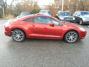 2011 Mitsubishi Eclipse Auto Like New Only 56000KMS