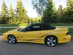 2002 T/A COLLECTOR EDITION