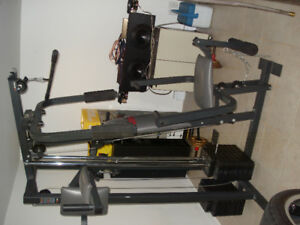 Weider exercise