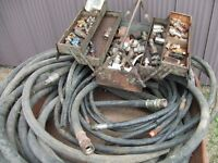 MIS. Hydraulic Hoses and Fittings