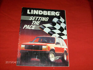 1994 LINDBERG SCALE MODEL KITS-CARS-TRUCKS-TOYS-UNIQUE!