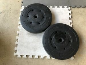 concrete weights,approx 200lbs