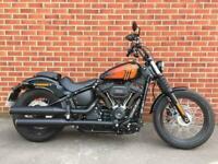 Harley-Davidson FXBB Street Bob