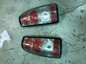 Aftermarket 1/2 ton Chevy tail lights  for 02-05