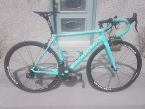 Vélo de route Bianchi Specialissima 55 cm