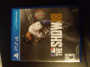 MLB The Show 2018 for PS4