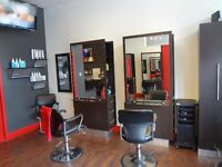 Independent Stylist for chair rental