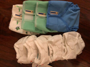 Cloth Diaper Covers - New