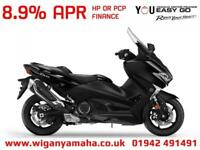 YAMAHA TMAX 530cc XP530 2017 17 REG, ONLY 318 MILES. AUTOMATIC MAXI SCOOTER...