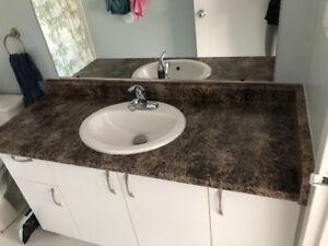 Bathroom vanity for sale