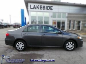 2011 Toyota Corolla   - one owner - local - trade-in