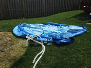 Above ground pool 12'  all accessories including...