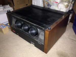 Sony Projection TV (Rare)