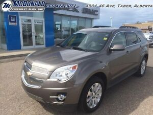 2010 Chevrolet Equinox LT w/2LT   ALL WHEEL DRIVE! LEATHER! PION