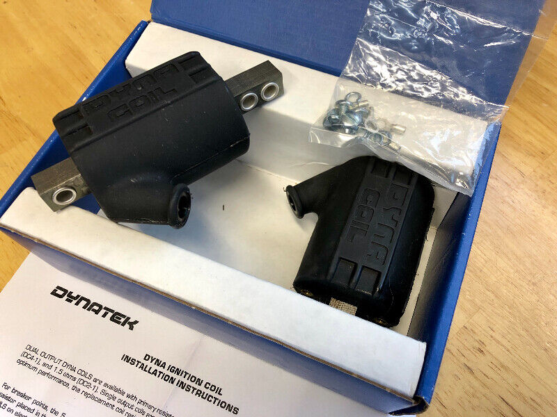 Dynatek High Performance Ignition Coils and Wires