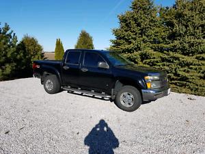 07 z71 4x4 3.7L Colorado crew cab