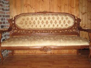 Sofa d'époque à vendre