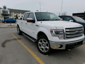F150 lariat with Ford warranty