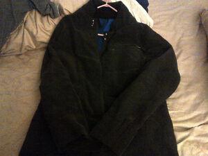 Like new Matinique black spring jacket size 40 US(LARGE)