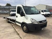 2011 61 REG IVECO DAILY 2.3TD 35S11 MWB SEMI AUTOMATIC RECOVERY TRUCK
