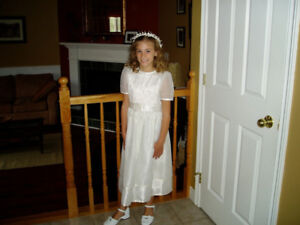 Flower Girl/First Communion Dresses