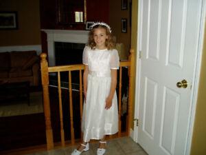 Flower Girl/First Communion Dresses